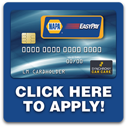 Apply for a NAPA Credit Card.